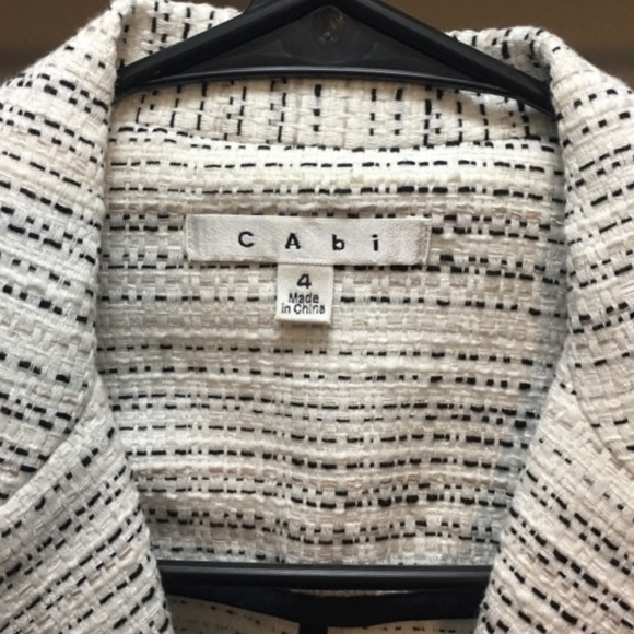 CAbi Jackets & Blazers - Cabi Designer Jacket